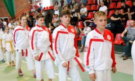 Sprawozdanie półroczne Karate-Do