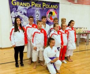 Grand Prix Polski karate w Łodzi