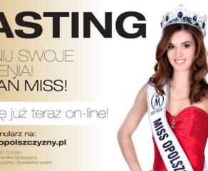 Casting do Miss Opolszczyzny