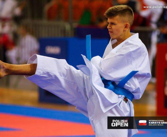 WKF Polish Open X Bielsko Biała