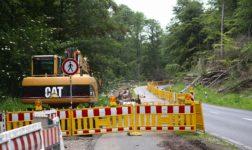 Dofinansowanie na remont dwóch dróg powiatowych