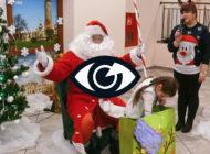 Mikołaj w Sali pod Aniołem