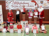 I Mikołajkowy Turniej Badmintona