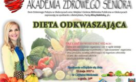 Spotkanie z dietetykiem Aliną Babińską - Dieta odkwaszająca