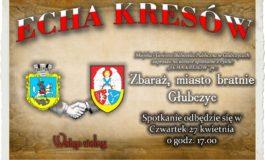 """Spotkanie z cyklu """"Echa Kresów"""""""