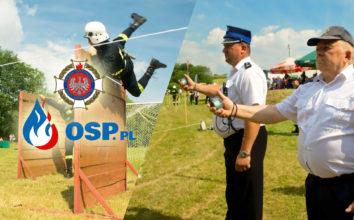 Zawody OSP w Zawiszycach
