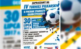 IV Turniej Piłkarski o Puchar Starosty Głubczyckiego