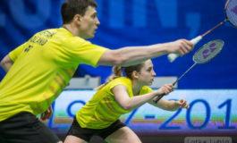 Lublana - Mistrzostwa Europy w badmintonie