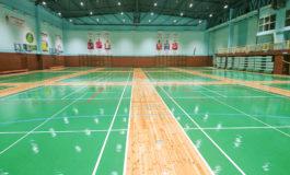 Remont podłogi hali sportowej