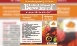 """""""Barwy jesieni"""" IV Senioraliów"""