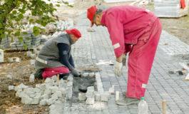 Prace rewaloryzacyjne w Parku Miejskim