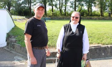 Służba Więzienna zpomocą dla sióstr zakonnych zGłubczyc
