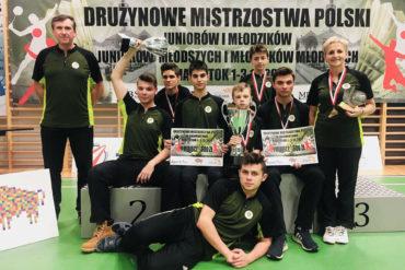 Mistrzostwa badmintona w Białymstoku