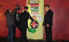 Defibrylator AED w Lisięcicach