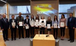 Nagrody Marszałka Województwa Opolskiego dla Taekwondo