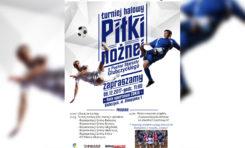 Turniej piłki nożnej o puchar starosty