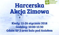 Akcja Zima 2018 już wkrótce!