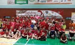 II Mikołajkowy Turniej Badmintona